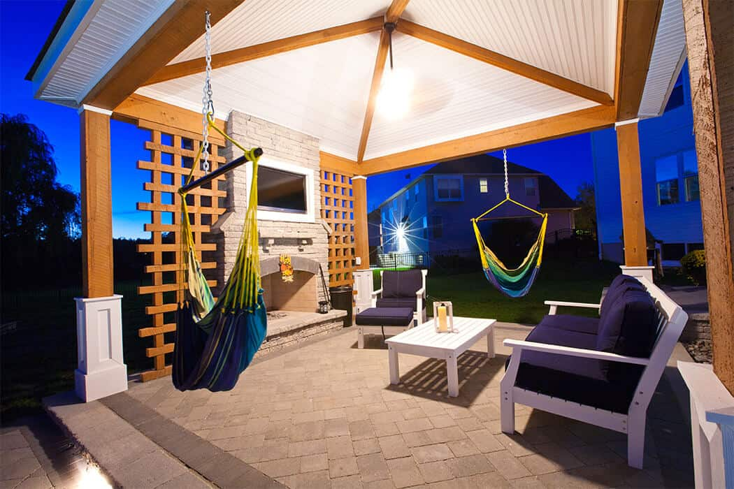 Construction Services – Outdoor Room Structures