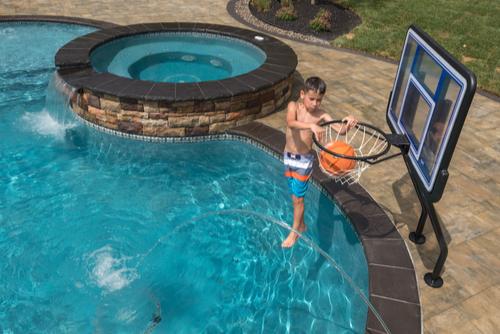 Devonstone pool coping